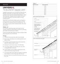 Fibre Cement Slates Fixing Guide - 8