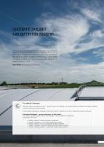 LAMILUX CONTINUOUS ROOFLIGHT SYSTEMS - 2