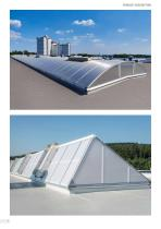 LAMILUX CONTINUOUS ROOFLIGHT SYSTEMS - 7