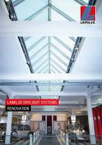 LAMILUX DAYLIGHT SYSTEMS RENOVATION - 1