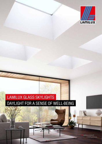 LAMILUX GLASS SKYLIGHTS