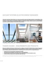 LAMILUX PASSIVE HOUSE DAYLIGHT SYSTEMS - 3