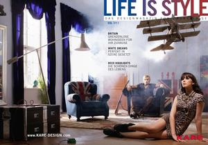 LIFE IS STYLE Magazin Vol. 7