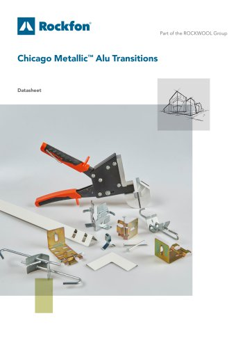 Chicago Metallic™ Alu Transitions