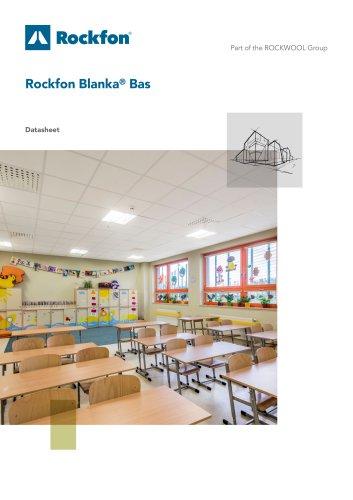 Rockfon Blanka® Bas