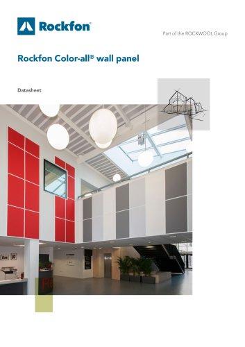 Rockfon Color-all® wall panel
