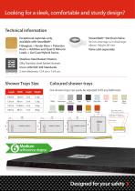 Anti-slip Shower Trays Catalogue - 11
