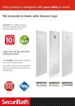 Anti-slip Shower Trays Catalogue - 4