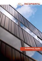 INCOPERFIL Catalogue Architectural Façade