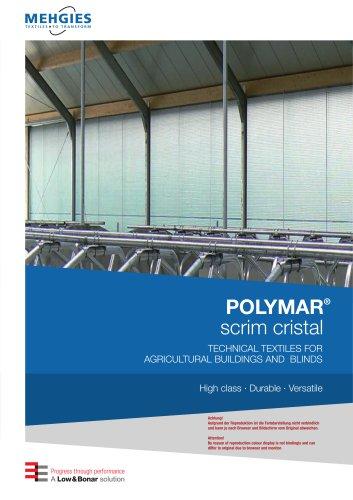 POLYMAR® scrim cristal