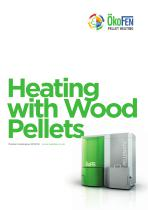 Heating with Wood Pellets - Product catalogue 2015/16
