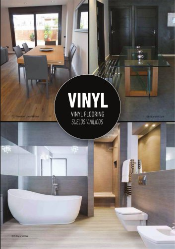 FLOOVER LVT (vinyl) SWISS collection