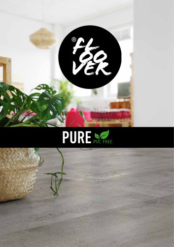 FLOOVER PURE (PVC free)