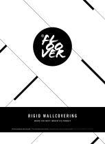 FLOOVER rigid wallcovering solution - 1