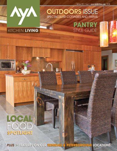 AyA Kitchen Living   Issue 6   Summer 2011