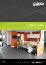 SPORTEC® Commercial Flooring