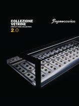 COLLEZIONE VETRINE DISPLAY CASE COLLECTION. 2.0
