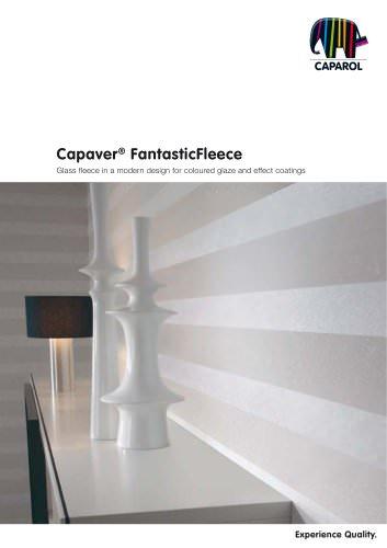 Brochure Capaver FantasticFleece