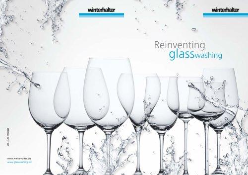 Reinventing glasswashing