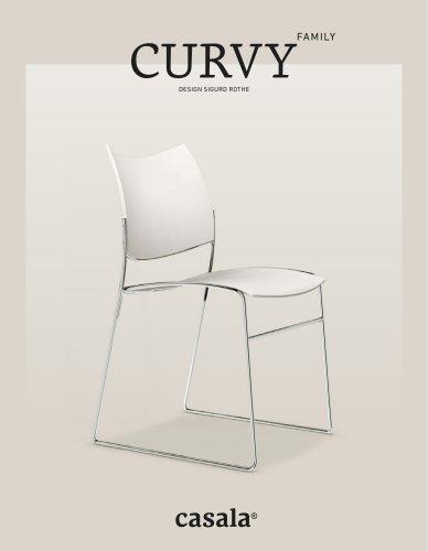 Curvy brochure