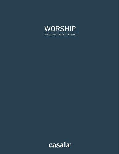 Worship brochure