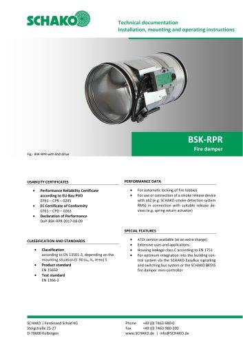 BSK-RPR