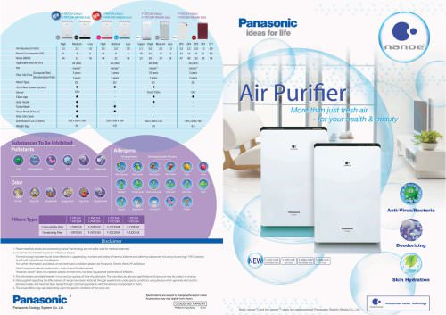 Air Purifier standard series