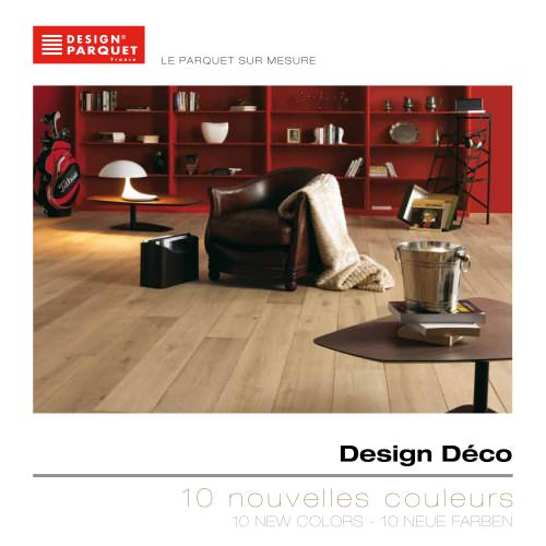 Design Deco - 10 new colors