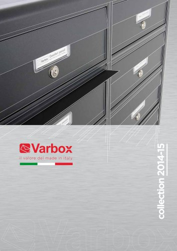 MAILBOXES THE VALUE OF MADE IN ITALY