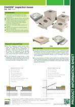 DIADEM® inspection boxes