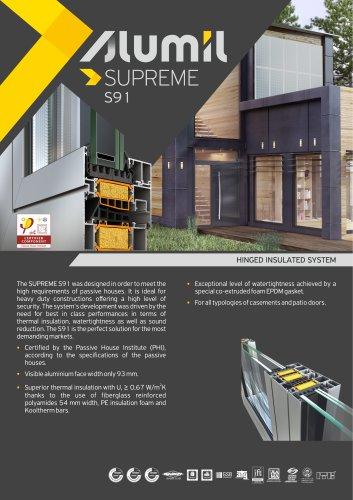 SUPREME S91