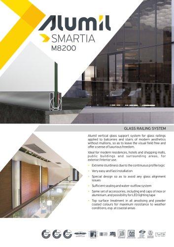 Technical Brochure SMARTIA M8200