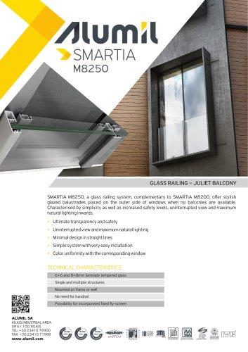Technical Brochure SMARTIA M8250