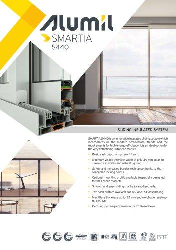 Technical Brochure SMARTIA S440