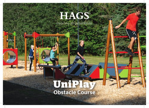 UniPlay Obstacle Course