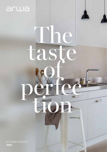 The taste of perfection