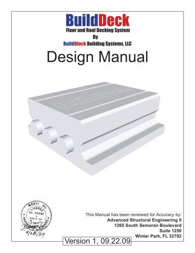 BuildDeck - Design Manual
