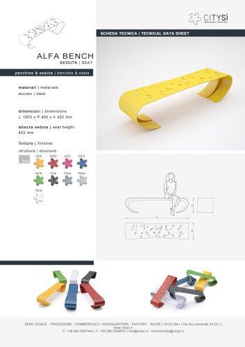 ALFA BENCH