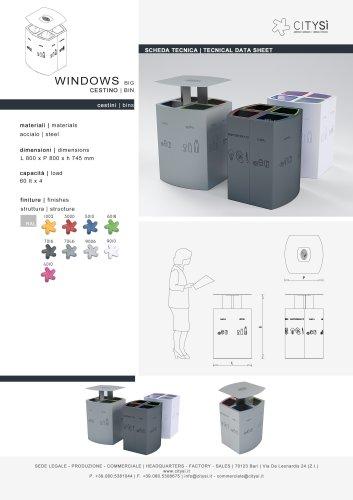 WINDOWS BIG BIN