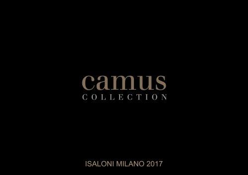 CAMUS ISALONI 2017 NOVELTIES