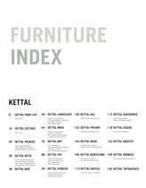 Kettal Group Contract 2013 - 4