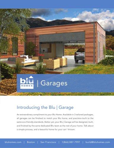 Blu   Garage Overview