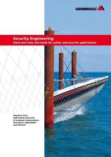 Geobrugg AG Security Engineering