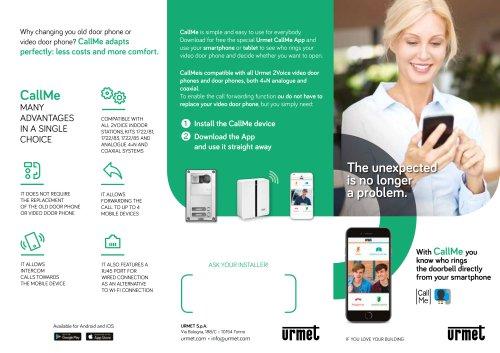 CallMe brochure - consumer
