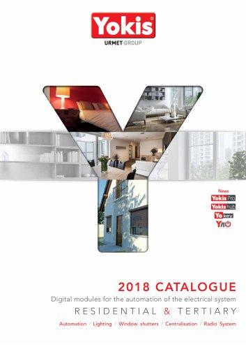 Yokis Smart home catalogue