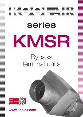 Bypass terminal units – KMSR