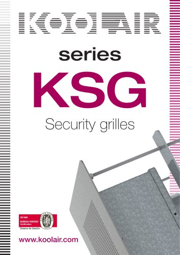 Security grilles – KSG