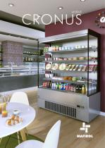 CRONUS line - refrigerated multideck