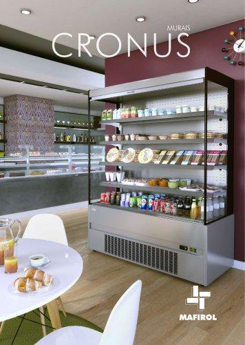 CRONUS line - refrigerated multideck