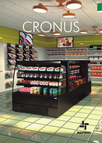 CRONUS - refrigerated low multideck